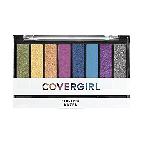 Covergirl Trunaked Eye Shadow Palette, 835 Dazed