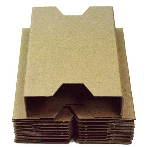 Ultimate Arms Gear 25 Pack of 7.62X39mm Stripper Clips Cardboard Box Inserts Holds 2 Clip Style of 10 Rounds Strips Sits in Pockets Bandoleers Bandoilers Vests Carriers Pouches
