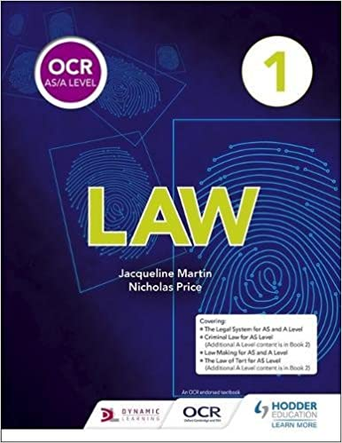 OCR Criminal Law
