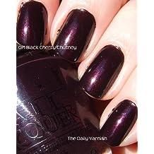 OPI: Lacquer NLI43 Black Cherry Chutney, 0.5 oz