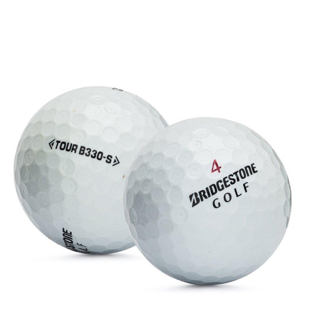 Bridgestone B330 Tour Mix Mint Recycled Golf Balls (Pack 24) by Bridgestone