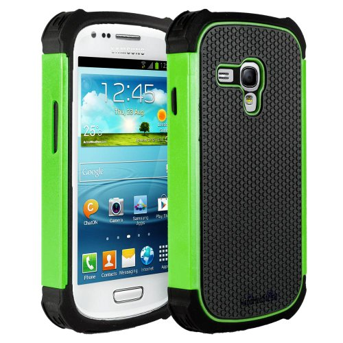 HHI-Aero-Armor-Case-for-Samsung-Galaxy-S3-Mini-Green-Package-include-a-HandHelditems-Sketch-Stylus-Pen