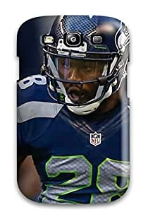 Defender Case With Nice Appearance (seattleeahawks ) For Galaxy S3