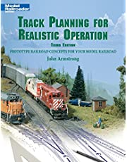 TRACK PLANNING FOR REALISTIC O (Model Railroader)
