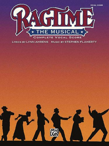 Ragtime The Musical: Completevocal Score by Alfred Music