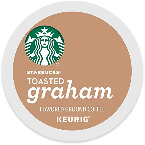 Starbucks Toasted Graham Coffee K-Cup Pod (32 Count)