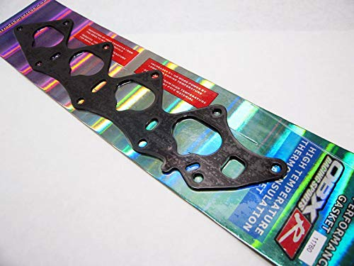 OBX Performance Thermal Intake Manifold Gasket 97-02 Integra Type R B18C5, 99-00 Civic 1.6L DOHC ()
