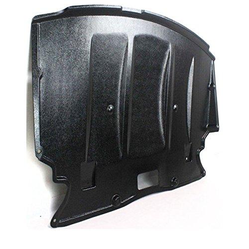 Koolzap For NEW 04-07 5-Series Engine Splash Shield Under Cover Center BM1228124 51717033761