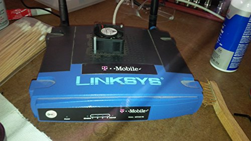 Linksys WRT54G-TM T-Mobile Hotspot Home Wireless Router (Best Isp For Small Business)