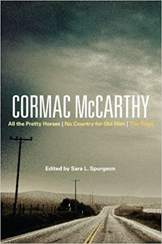 Book Cormac McCarthy: All the Pretty Horses, No Country for Old Men, The Road (Bloomsbury Studies in Contemporary North) (2011-08-04)