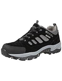 Mountain Warehouse Mens Lockton Waterproof Walking Hiking Shoes
