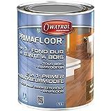 """Fond dur bois PRIMAFLOOR® """"2 en 1"""" OWATROL - 1 Litre - Blanc antique"""