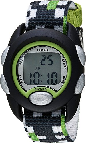 Timex Unisex Digital Nylon Strap (Little Kids/Big Kids)