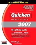Quicken 2007, Maria Langer, 0072263806