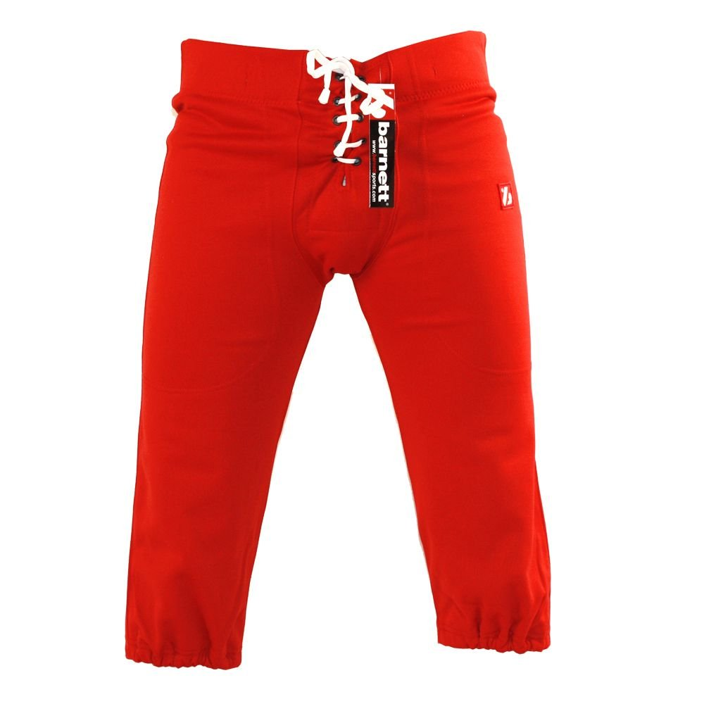 FP-2 football pants, match, red barnett