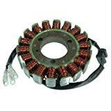 DB Electrical AKI4010 New Stator Coil For Kawasaki Motorcycle KZ550 (80 81 82 83 84) ZR550 (90 91 92 93) ZX550 (84 85 86) 21003-1038, 21003-1256