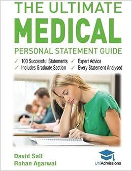 Personal statement advice medicine
