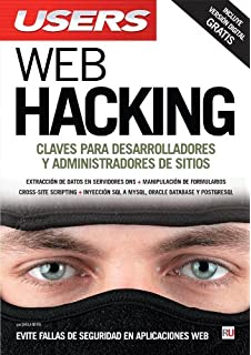 Web Hacking: Manuales USERS (Spanish Edition)