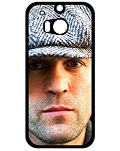 2015 6493159ZI381734181M8 Best New Arrival Htc One M8 Case Jason Statham Case Cover Cora mattern's Shop