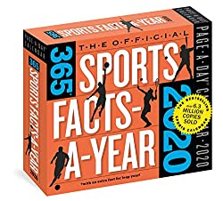 Image of the product The Official 365 Sports that is listed on the catalogue brand of Workman Publishing Compan.