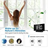 Mpow Desk & Shelf Clocks, LED Alarm