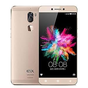 "Letv Cool 1 Dual Leeco R116 MSM8976 Snapdragon 652 Octa Core 3GB+32GB 5.5"" FHD 13MP Dual Cameras Fingerprint SmartPhone(Gold)"