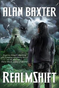RealmShift (The Balance Book 1) by [Baxter, Alan]