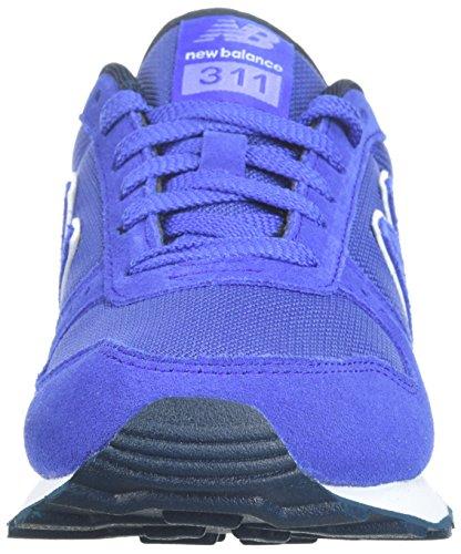 New Balance Femmes 311v1 Sneaker Bleu Iris / Violet