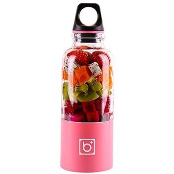 XFCF Mini Juicer USB Recargable Portable Blender Extractor de Zumo de Fruta Machine Orange Juicers Smoothie