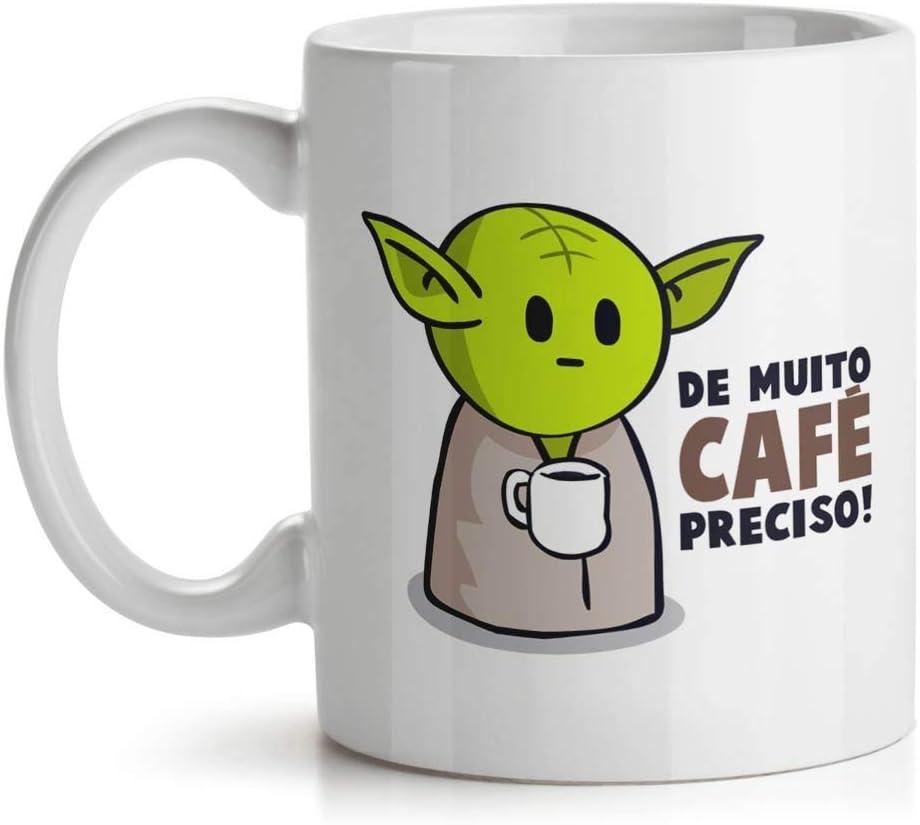 Caneca MiniOda Muito café você deve beber