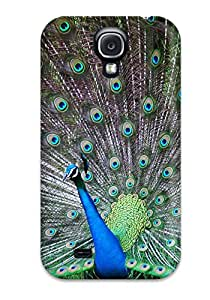 Scott Duane knutson's Shop New Style 1321375K30656220 Premium indian Peafowl Case For Galaxy S4- Eco-friendly Packaging