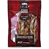 "Good Lovin"" Braided Bully Stick Dog Chew, 7-inch, Pack of 3, 2.4 OZ For Sale"