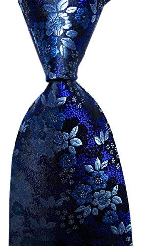 blue and purple mens ties - 3