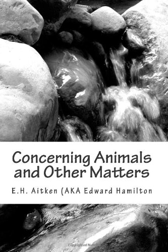 Download Concerning Animals and Other Matters pdf epub