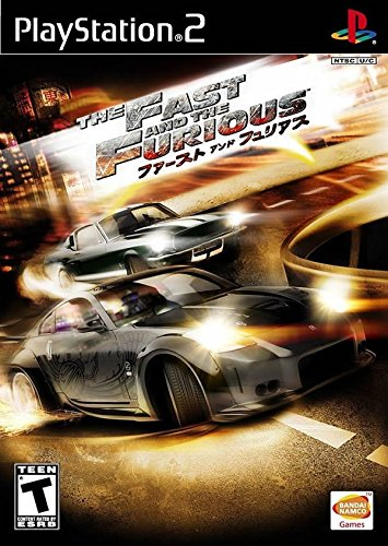 Fast and the Furious - PlayStation 2 (Ps2 World Club)