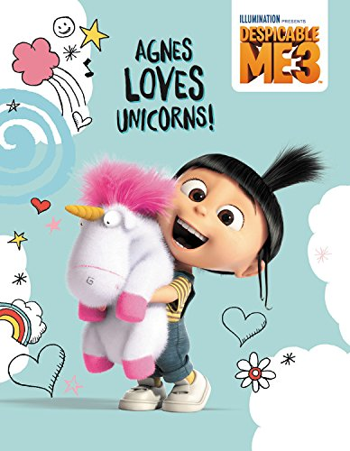 Price comparison product image Despicable Me 3: Agnes Loves Unicorns!