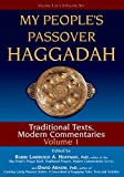 My People's Passover Haggadah: Traditional Texts, Modern Commentaries Volume 1
