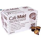 120 Maid Cafe Coffee Creamer, de lujo Longlife porciones individuales
