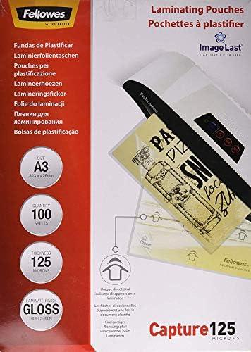 100 Laminierfolien DIN A3 glänzendLaminiertaschen 2x 125 = 250 mic