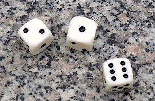 Confezione Da 3 Cubo Anziani cubo con extra grandi Pois