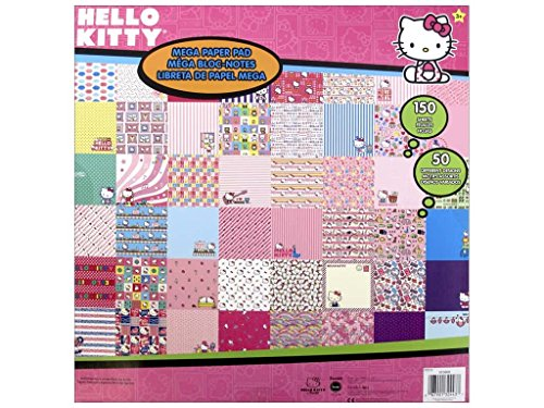 Sandylion SANSC9600 Hello Kitty Mega Sandy Lion Paper Pad