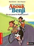 Anouk et Benji, où est passé le maillot jaune ? - Roman Enquête - De 7 à 11 ans