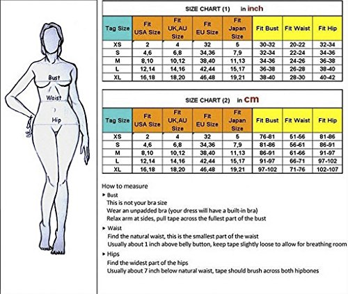 Traje de baño de las señoras Moda traje de baño correas de impresión de alta cintura bikini dividido spa traje de baño playa Bikini F