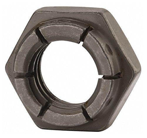 5/8-11 UNC, Grade 2 Steel Hex Lock Nut 15/16