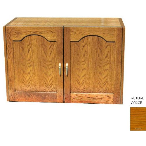 296-Model White Oak Wine Credenza with Furniture Trim Doo...