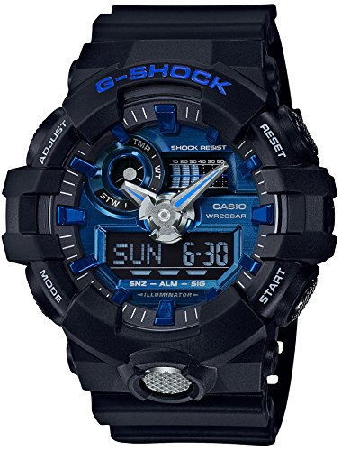 CASIO G-SHOCK GA-710-1A2JF Mens by Casio
