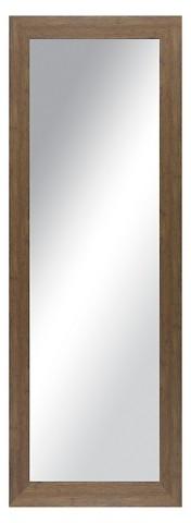 Threshold™ Washed Wood Look Floor Mirror - Brown : Target