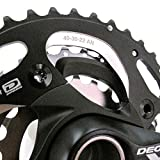 Image of Shimano XT FC-M782 Mountain Bike Triple Crankset // 40/30/22 // 170mm