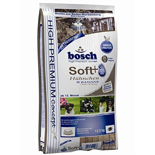 Bosch Soft Hühnchen & Banane 2x12,5kg | getreidefreies Hundefutter