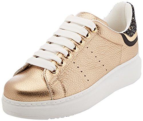 D'acquasparta Gemma, Baskets Femme Oro (oro D250)
